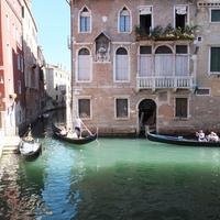 Venice water Photo print on A4 Paper