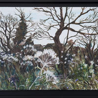 Early winter hedgerow, £250