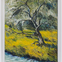 Willow by the Pang, £250