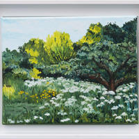 Cowparsley in the orchard, £260